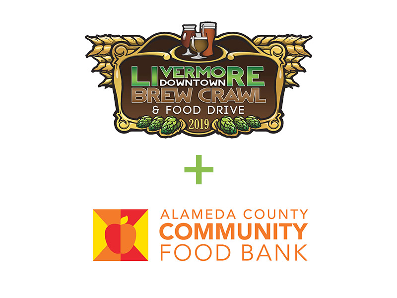 Livermore Valley Craft Beer Foundation Food Drive